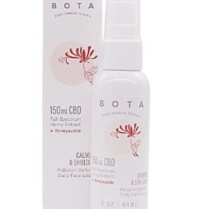 BOTA  CBD Calming & Shielding Daily Face Lotion