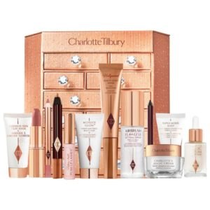 Charlotte Tilbury Bejewelled Beauty Chest Advent Calendar