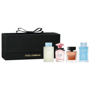 DOLCE&GABBANA Mini Deluxe Perfume Set