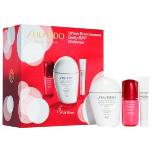 Shiseido Urban Environment Daily SPF Defense